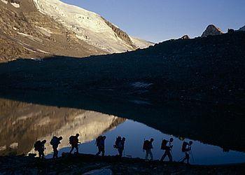Trekking France : Gta : de chamonix à briancon