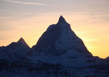 Trekking Suisse : Le cervin , seigneur du valais