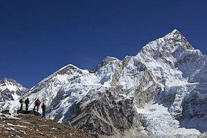 Trekking Nepal : CAMP DE BASE DE L\'EVEREST, KALA PATTAR en individuel