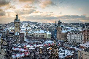 Trekking République Tchèque : Les marchés de Noël à Prague