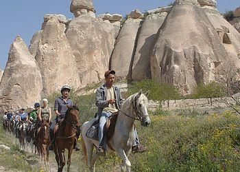 Voyage à cheval Turquie : A cheval, en famille ou entre amis