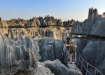 Voyage en kayak Madagascar : Trekking et canoë jusqu\'au massif du Bemaraha