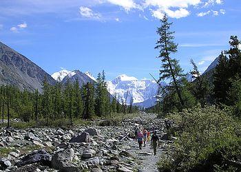 Trekking Mongolie : Trek summit dans l\'Altaï