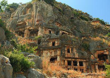 Trekking Turquie : Merveilleuse Lycie et randonnées guidées