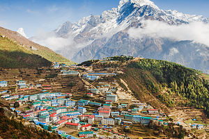 Trekking Nepal : Trek en Everest et Annapurna en lodges luxueuses