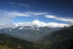 Trekking Nepal : Trek en pays Chamane: Sentiers secrets du Dhaulgiri au Rukum-Rolpa