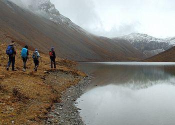 Trekking Bhoutan : Jomolhari Trek : en route vers le Mont Chomolhari