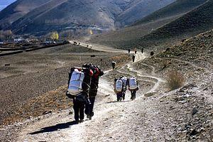 Trekking Nepal : Trek de l\'Annapurna en lodge communautaire