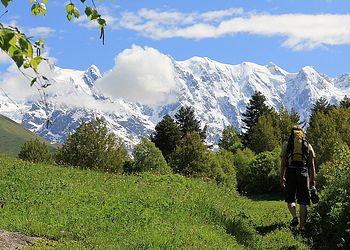 Trekking Georgie : Randonnée, du Grand Caucase à la Mer Noire