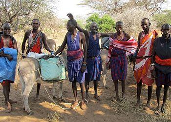 Trekking Kenya : Trek et safari en famille au pays des Masaïs