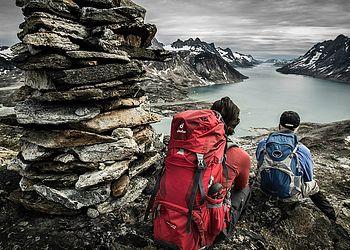 Trekking Groenland : Trek à Angmassalik