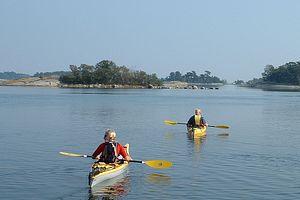 Voyage en kayak Suède : Week-end à Stockholm et kayak de mer (spécial été)