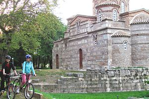 Voyage à vélo Grèce : Randonnée archéologique et culturelle à vélo