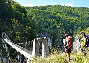 Trekking France : Basaburia, le pays basque authentique