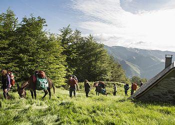 Trekking France : Sentiers de Soule, de cayolars en cayolars
