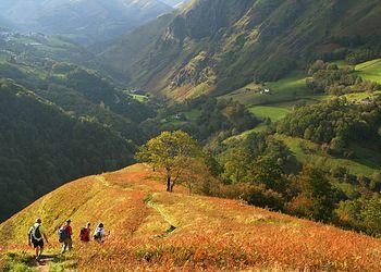 Trekking France : Pays Basque Basaburia, le charme authentique