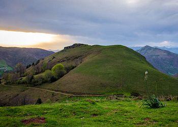 Trekking France : GR10 Hendaye - St Jean Pied de Port (1ère partie)