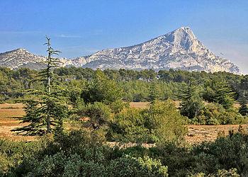 Trekking France : Massifs provençaux : de Cézanne à Pagnol