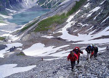 Trekking France : Au pays du Mont Blanc, sauvage et sportif