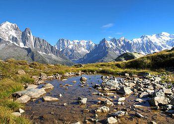 Trekking France : Rando balnéo au pays du Mont Blanc