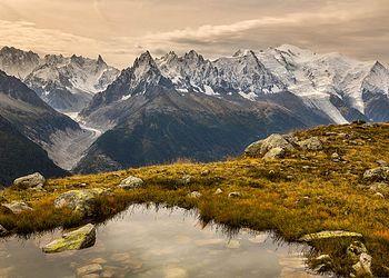 Trekking France : Le Tour du Mont Blanc, partie Sud
