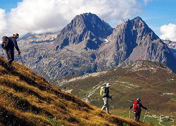 Trekking France : Le Tour du Mont Blanc, l\'intégrale