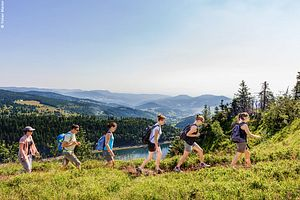 Trekking France : Traversée des Hautes Vosges tout confort