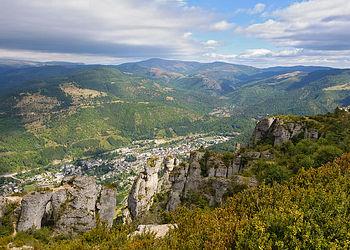 Trekking France : Chemin de Stevenson de Chasseradès à St. Jean du Gard