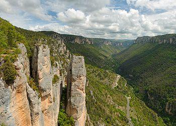 Trekking France : Randonnée les Gorges du Tarn et de la Jonte