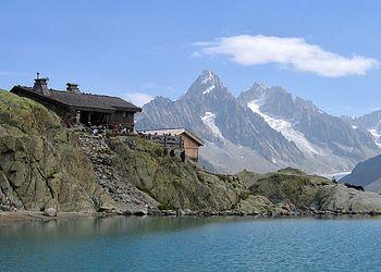 Trekking France : Tour du Mont Blanc Nord