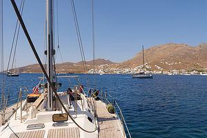 Trekking Grèce : CYCLADES - Rando/bateau, au gré du vent