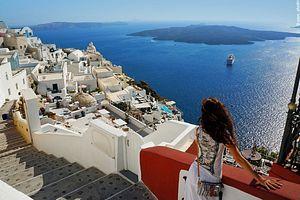 Trekking Grèce : Les Cyclades - Paros, Amorgos, Santorin