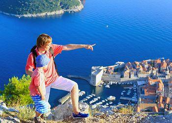 Voyage en kayak Croatie : La Croatie à pied, en kayak et à velo  !