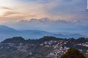 Trekking Inde : Sikkim, trek au pied du Kangchenjunga