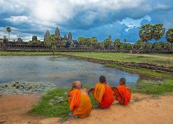 Trekking Cambodge : Angkor, la voie royale des temples oubliés