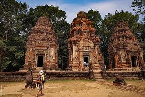 Trekking Cambodge : Cambodge, extension Angkor