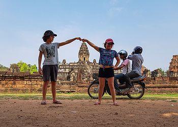 Trekking Cambodge : Vous n\'avez pas Angkor tout vu !