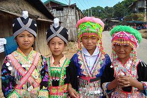 Trekking Laos : Luang Prabang, trek et Mekong