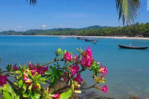 Trekking Birmanie : BIRMANIE, extension Ngapali Beach