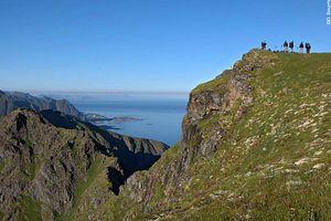 Trekking Norvège : Sommets et crêtes des îles Lofoten