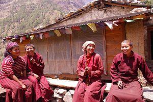 Trekking Nepal : Balcon sur l\'Everest
