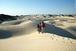 Trekking Oman : Du désert à l\'océan, des Wahibas à Sugar Dunes