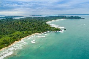 Trekking Panama : L\'archipel de Bocas del Toro