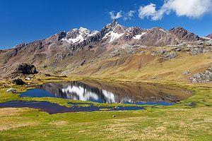 Trekking Pérou : Canyon de Colca, Machu Picchu et Ausangate