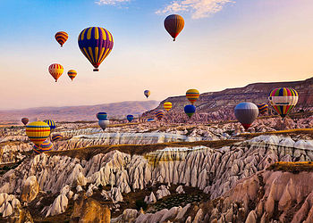 Trekking Turquie : Sentiers de Cappadoce