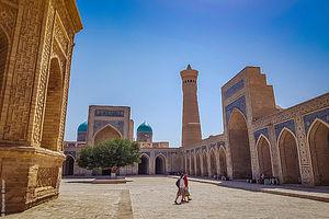 Trekking Ouzbékistan : Sur la route de la Soie, en Liberté